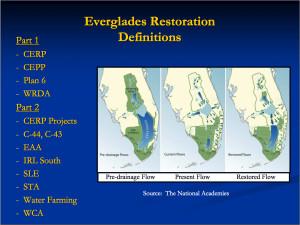 EvergladesDefinitions