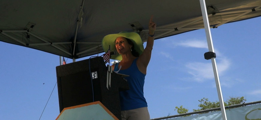 Video: The Sugarland Rally in Clewiston