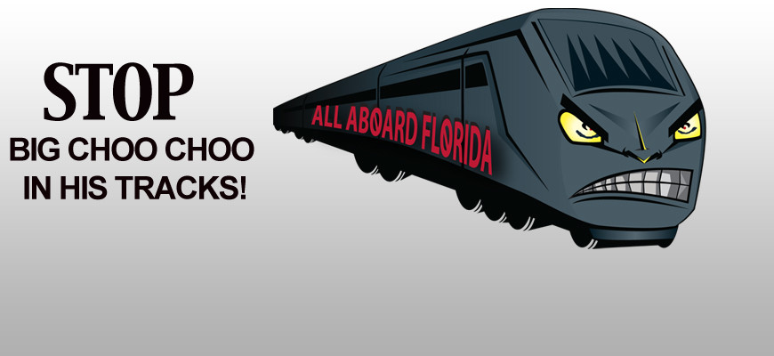 "Guardians' Resolution Against ""All Aboard Florida"""