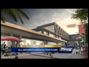 WPBF ABC Affiliate WPB, FL:  Opponents to All Aboard Florida Kick off Media Campaign