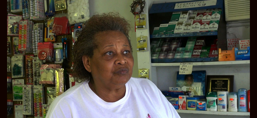 Neighborhood Store Owner Fears High Speed Trains Will Close Her Down