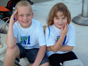 St. Lucie County  River Kidz Aiden and Hannah