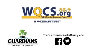 The Guardians of Martin County Fall Campaign on NPR Radio