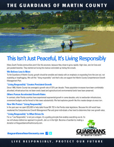 Living Responsibly : Less is More