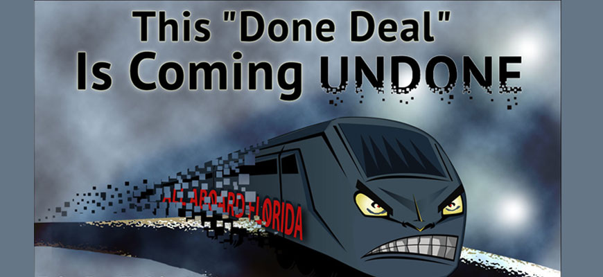 "This ""Done Deal"" is coming UNDONE!"
