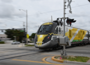 Brightline to become